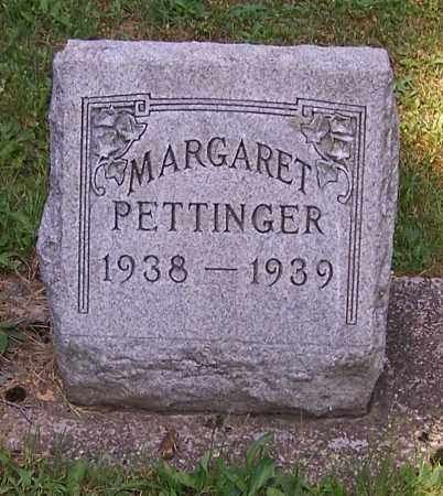 PETTINGER, MARGARET - Stark County, Ohio | MARGARET PETTINGER - Ohio Gravestone Photos