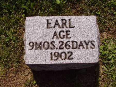 PFAFFLE, EARL - Stark County, Ohio | EARL PFAFFLE - Ohio Gravestone Photos
