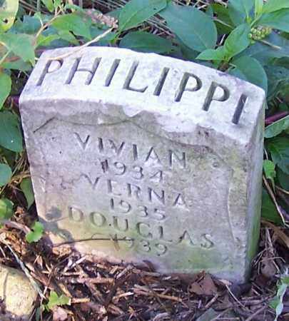 PHILIPPI, DOUGLAS - Stark County, Ohio | DOUGLAS PHILIPPI - Ohio Gravestone Photos