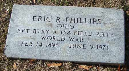 PHILLIPS, ERIC R.   (MIL) - Stark County, Ohio | ERIC R.   (MIL) PHILLIPS - Ohio Gravestone Photos