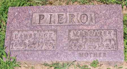 PIERO, LAWRENCE - Stark County, Ohio | LAWRENCE PIERO - Ohio Gravestone Photos