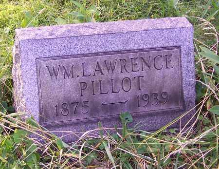 PILLOT, WM. LAWRENCE - Stark County, Ohio | WM. LAWRENCE PILLOT - Ohio Gravestone Photos
