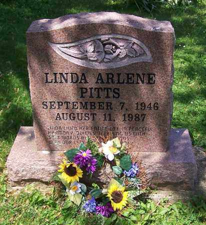 PITTS, LINDA ARLENE - Stark County, Ohio | LINDA ARLENE PITTS - Ohio Gravestone Photos