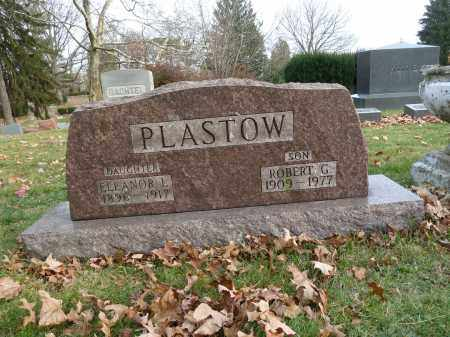 PLASTOW, ELEANOR - Stark County, Ohio | ELEANOR PLASTOW - Ohio Gravestone Photos