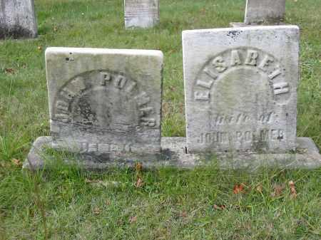 POLMER, ELISABETH - Stark County, Ohio | ELISABETH POLMER - Ohio Gravestone Photos