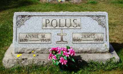 BUCKEL POLUS, ANNIE M. - Stark County, Ohio | ANNIE M. BUCKEL POLUS - Ohio Gravestone Photos
