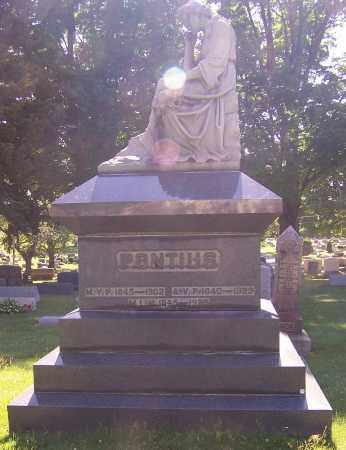 PONTIUS, M.Y. - Stark County, Ohio | M.Y. PONTIUS - Ohio Gravestone Photos