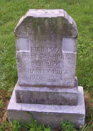 POPA, IOAN - Stark County, Ohio | IOAN POPA - Ohio Gravestone Photos