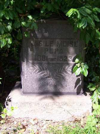 POPA, VASILE MOISE - Stark County, Ohio | VASILE MOISE POPA - Ohio Gravestone Photos