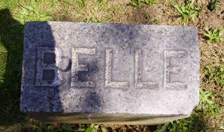 PORTER, BELLE - Stark County, Ohio | BELLE PORTER - Ohio Gravestone Photos