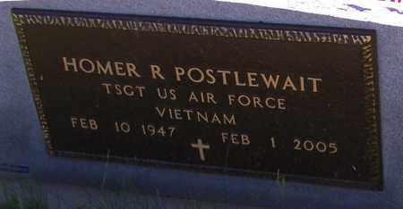 POSTLEWAIT, HOMER R.  (MIL) - Stark County, Ohio | HOMER R.  (MIL) POSTLEWAIT - Ohio Gravestone Photos