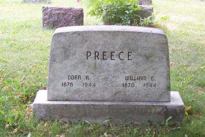 PREECE, DORA A. - Stark County, Ohio | DORA A. PREECE - Ohio Gravestone Photos