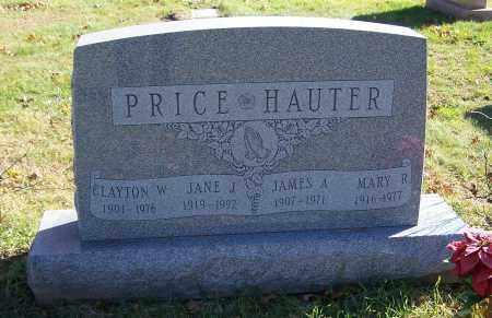 PRICE, JANE J. - Stark County, Ohio | JANE J. PRICE - Ohio Gravestone Photos