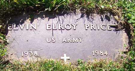 PRICE, ELVIN ELROY (MIL) - Stark County, Ohio | ELVIN ELROY (MIL) PRICE - Ohio Gravestone Photos