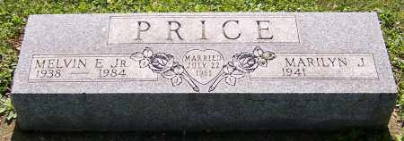 PRICE, MELVIN E. (JR) - Stark County, Ohio | MELVIN E. (JR) PRICE - Ohio Gravestone Photos