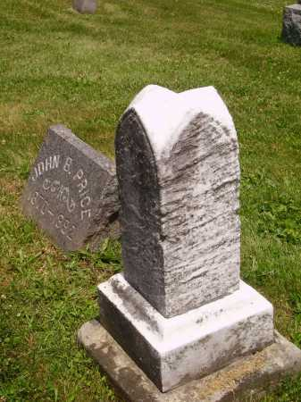 PRICE, UNREADABLE - Stark County, Ohio | UNREADABLE PRICE - Ohio Gravestone Photos