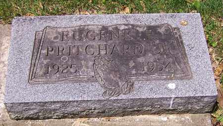 PRITCHARD, EUGENE (JR) - Stark County, Ohio | EUGENE (JR) PRITCHARD - Ohio Gravestone Photos