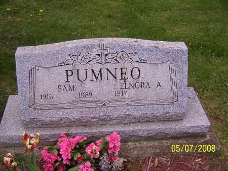 PUMNEO, SAM - Stark County, Ohio | SAM PUMNEO - Ohio Gravestone Photos