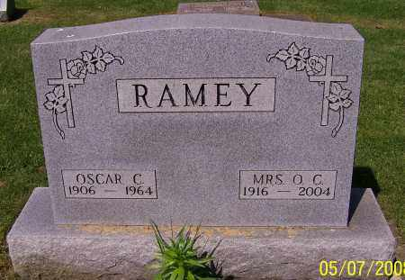 RAMEY, MRS. O.C. - Stark County, Ohio | MRS. O.C. RAMEY - Ohio Gravestone Photos