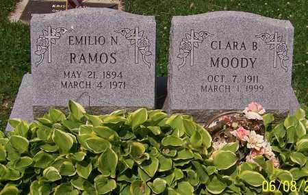 MOODY, CLARA B. - Stark County, Ohio | CLARA B. MOODY - Ohio Gravestone Photos