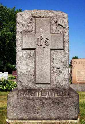 RASTETTER, ALL - Stark County, Ohio | ALL RASTETTER - Ohio Gravestone Photos