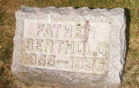 RASTETTER, BERTHOLD - Stark County, Ohio | BERTHOLD RASTETTER - Ohio Gravestone Photos