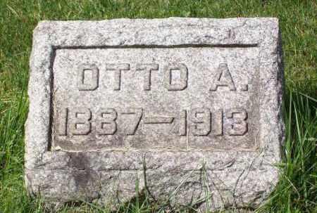 RASTETTER, OTTO A. - Stark County, Ohio | OTTO A. RASTETTER - Ohio Gravestone Photos