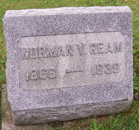 REAM, NORMAN V. - Stark County, Ohio | NORMAN V. REAM - Ohio Gravestone Photos