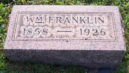 REAM, WM. FRANKLIN - Stark County, Ohio | WM. FRANKLIN REAM - Ohio Gravestone Photos