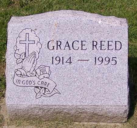 REED, GRACE - Stark County, Ohio | GRACE REED - Ohio Gravestone Photos