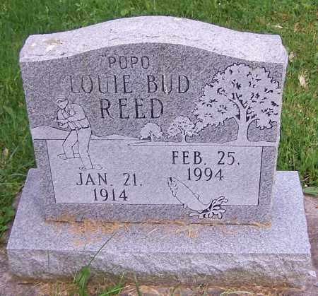 REED, LOUIE BUD - Stark County, Ohio | LOUIE BUD REED - Ohio Gravestone Photos