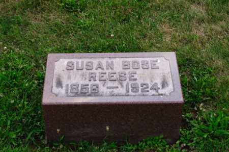 REESE, SUSAN - Stark County, Ohio | SUSAN REESE - Ohio Gravestone Photos