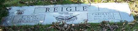 REIGLE, T. GAIL - Stark County, Ohio | T. GAIL REIGLE - Ohio Gravestone Photos