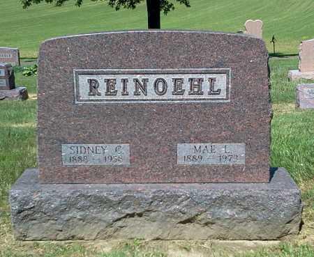 REINOEHL, SIDNEY C. - Stark County, Ohio | SIDNEY C. REINOEHL - Ohio Gravestone Photos