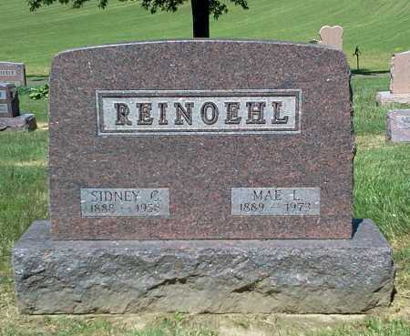 REINOEHL, MAE L. - Stark County, Ohio | MAE L. REINOEHL - Ohio Gravestone Photos