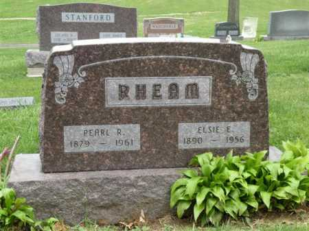 RHEAM, PEARL R. - Stark County, Ohio | PEARL R. RHEAM - Ohio Gravestone Photos