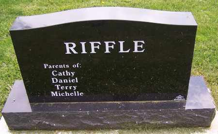 RIFFLE, CHILDREN - Stark County, Ohio | CHILDREN RIFFLE - Ohio Gravestone Photos