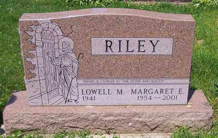 RILEY, MARGARET E. - Stark County, Ohio | MARGARET E. RILEY - Ohio Gravestone Photos