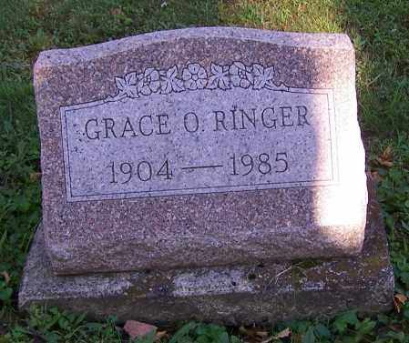 RINGER, GRACE O. - Stark County, Ohio | GRACE O. RINGER - Ohio Gravestone Photos