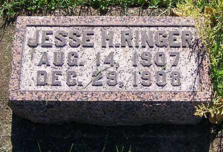 RINGER, JESSE H. - Stark County, Ohio | JESSE H. RINGER - Ohio Gravestone Photos