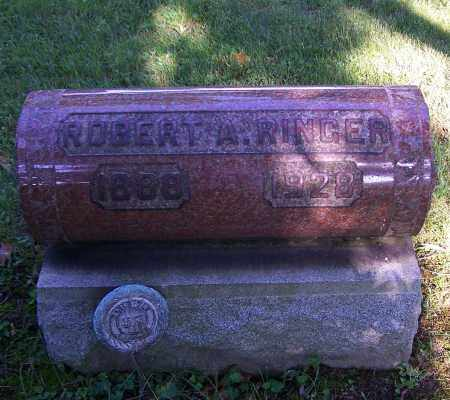 RINGER, ROBERT A. - Stark County, Ohio | ROBERT A. RINGER - Ohio Gravestone Photos
