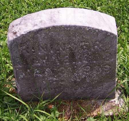 RININGER, SADIE IRENE - Stark County, Ohio | SADIE IRENE RININGER - Ohio Gravestone Photos