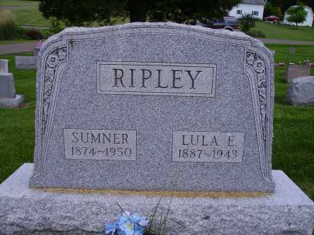 STEELE RIPLEY, LULA E. - Stark County, Ohio | LULA E. STEELE RIPLEY - Ohio Gravestone Photos