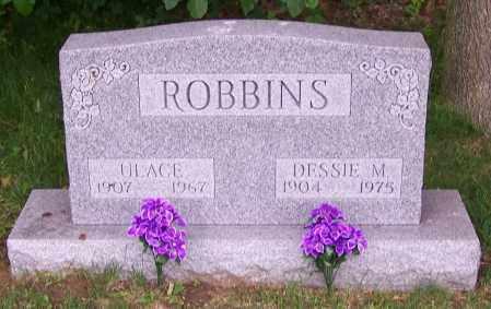 ROBBINS, ULACE - Stark County, Ohio | ULACE ROBBINS - Ohio Gravestone Photos