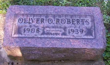 ROBERTS, OLIVER O. - Stark County, Ohio | OLIVER O. ROBERTS - Ohio Gravestone Photos