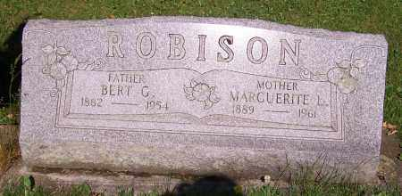 ROBISON, MARGUERITE L. - Stark County, Ohio | MARGUERITE L. ROBISON - Ohio Gravestone Photos