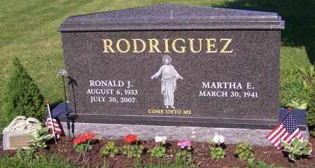 RODRIGUEZ, RONALD J. - Stark County, Ohio | RONALD J. RODRIGUEZ - Ohio Gravestone Photos