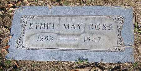 SNYDER ROSE, ETHEL MAY - Stark County, Ohio | ETHEL MAY SNYDER ROSE - Ohio Gravestone Photos