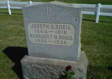 ROSIA, MARGARET - Stark County, Ohio | MARGARET ROSIA - Ohio Gravestone Photos