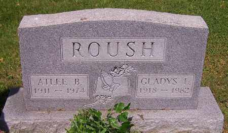 ROUSH, GLADYS L. - Stark County, Ohio | GLADYS L. ROUSH - Ohio Gravestone Photos